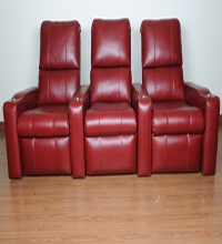 Recliner Home theatre